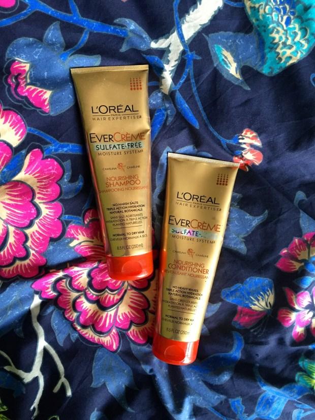 L'Oreal Sulfate Free Shampoo & Conditioner