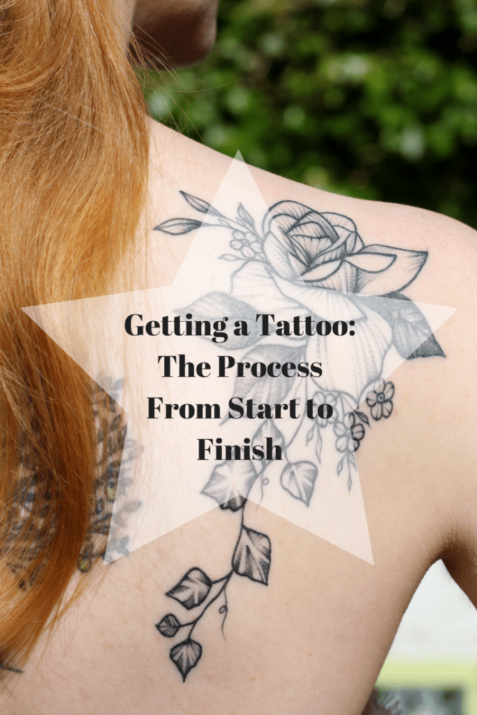 Tattoo Process