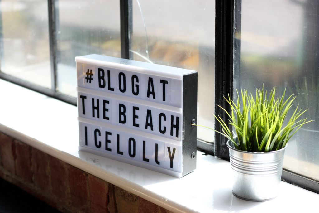 Introvert at a Blogging Event