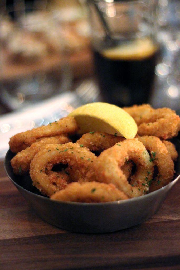 Cote Brasserie Calamari