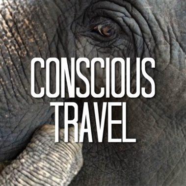 Conscious travel