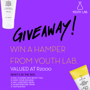 youth lab giveaway poster hello joburg