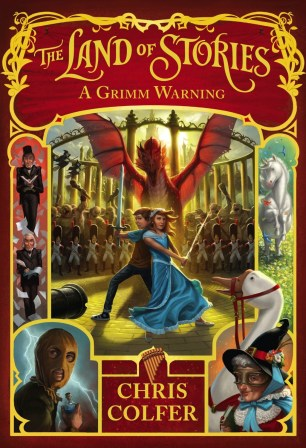 A Grimm Warning by Chris Colfer