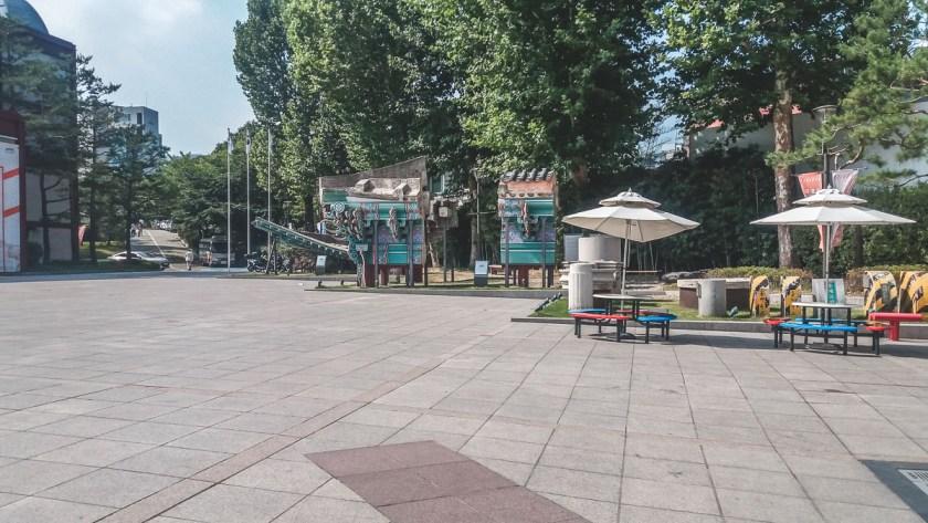Musée d'histoire de Séoul Gwanghwamun