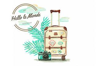 Hello le MOnde