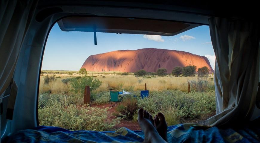 D couvrir le centre rouge 4 jours dans l 39 outback australien - A quel heure le soleil se couche ...
