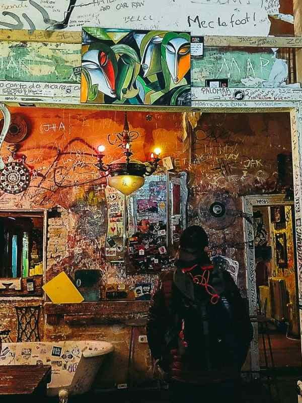 Le Szimpla Kert : Ambiance récup et déjantée du ruin pub le plus connu de Budapest