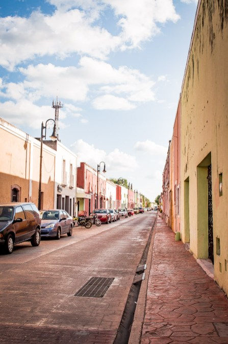 visiter les rues colorées de valladolid