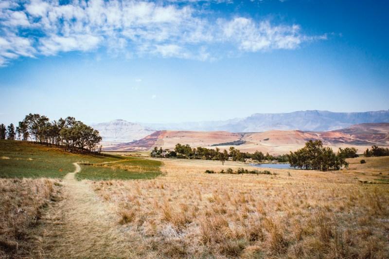 collines du Drakensberg