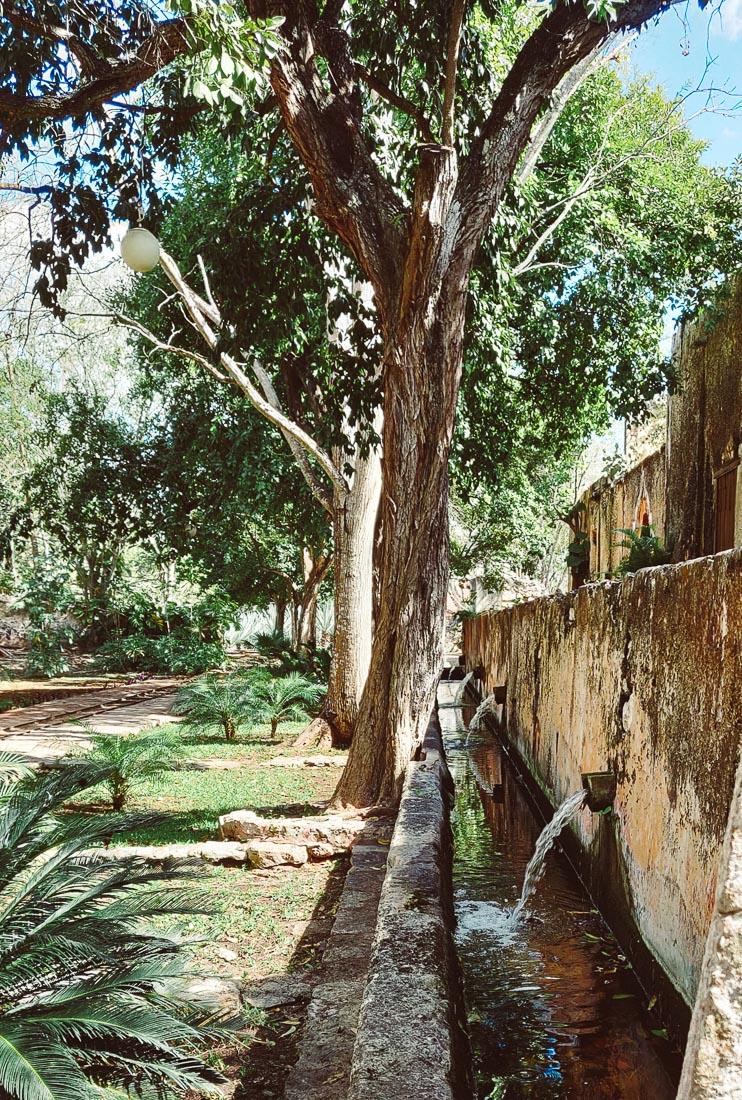 lavoir hacienda San Pedro de ochil