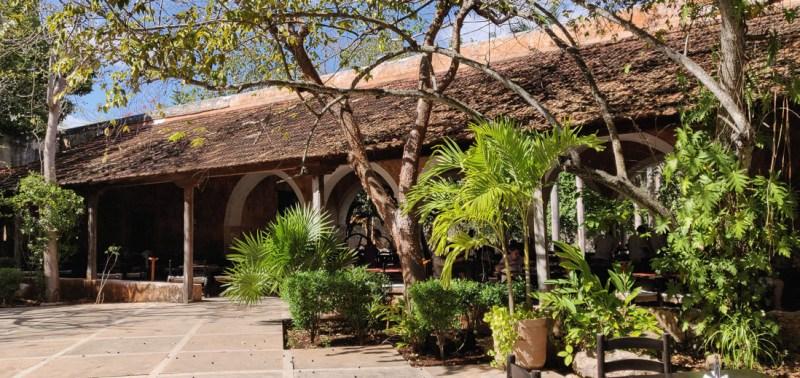 restaurant hacienda San Pedro de ochil