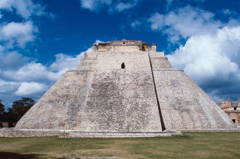 pyramide d'Uxmal