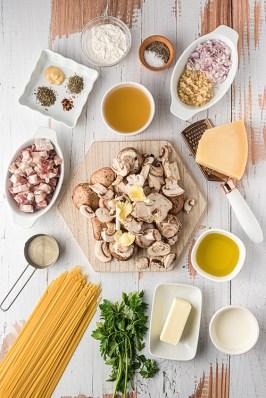 Creamy Mushroom Pasta-6598_resized