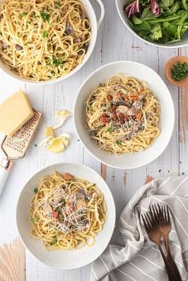 Creamy Mushroom Pasta-6727_resized