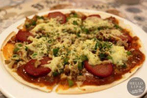Hotdog Lovers Pizzadilla