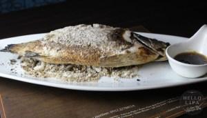 Salt Crusted Apahap