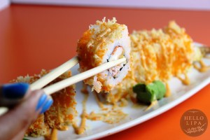 Tengoku Dragon Fly Roll