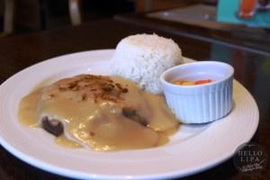 Special Salisbury Steak