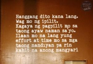 Pinoy Hugot