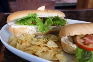Healthy Sandwiches