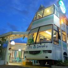 Café de Alps: A Bus-themed Café in Lipa Bound for Food Paradise