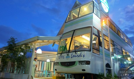 Café de Alps: A Bus-themed Café in Lipa Bound for Food Paradise