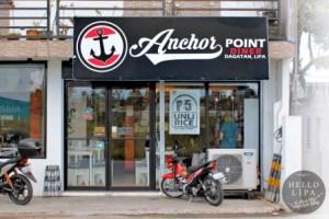 Anchor Point Diner Dagatan