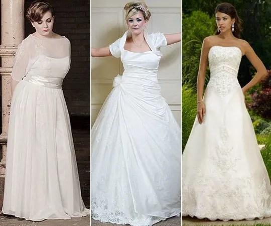 Wedding Dresses For Full-figured Brides
