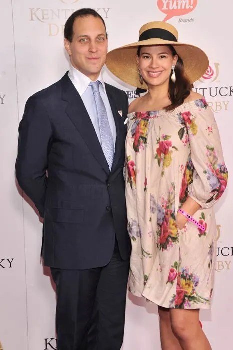 Lord Frederick Windsor And His Wife Sophie Winkleman Have