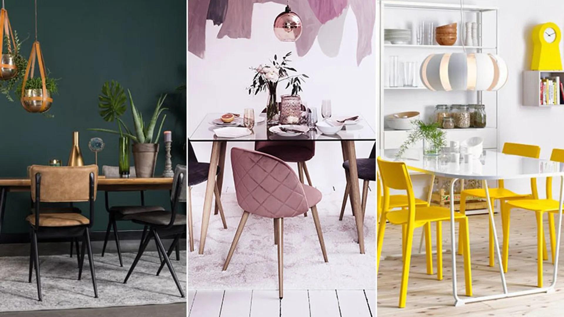 10 Modern Dining Room Décor Ideas For 2018