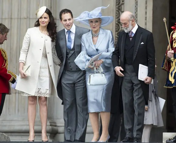 Lord Freddie Windsor And Sophie Winkleman Expecting A Baby