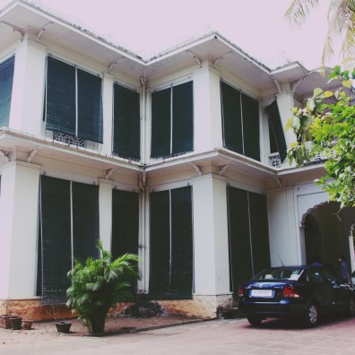 My grandmother's home