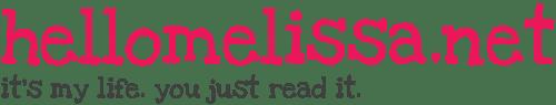 hellomelissa.net - July 2012