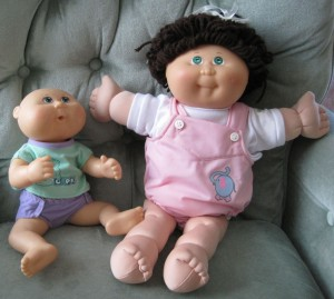 Flora's Cabbage Patch Kids
