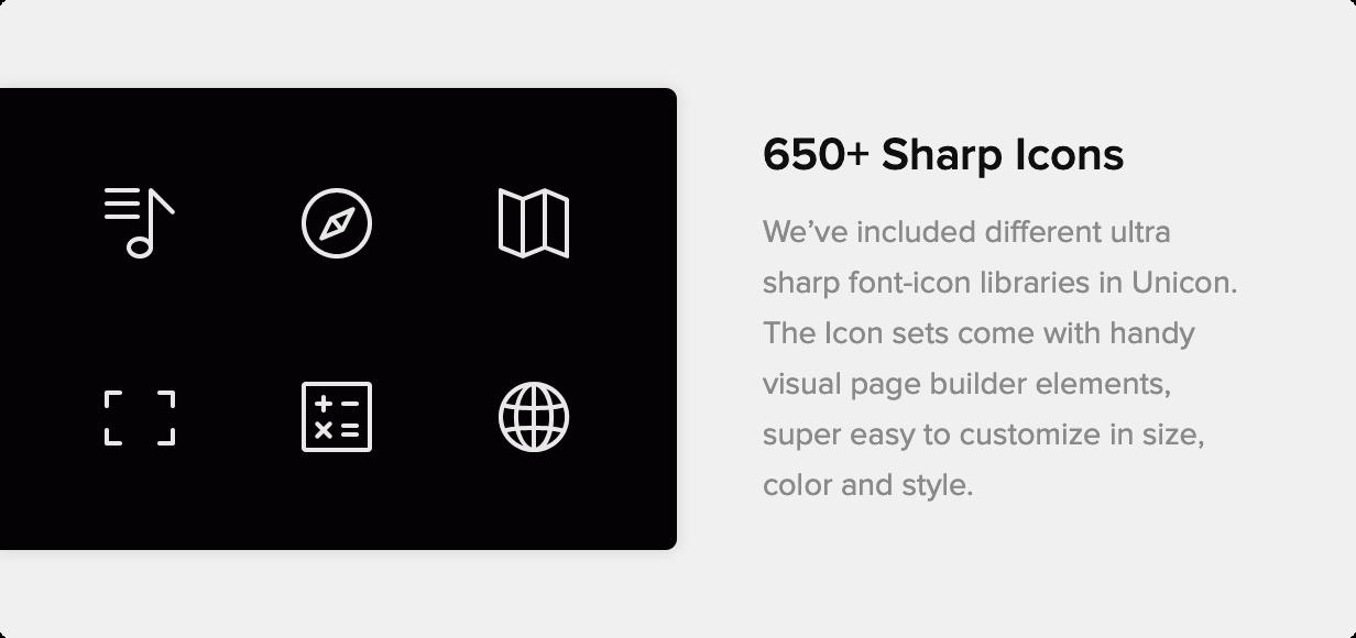 Unicon | Design-Driven Multipurpose Theme - 16