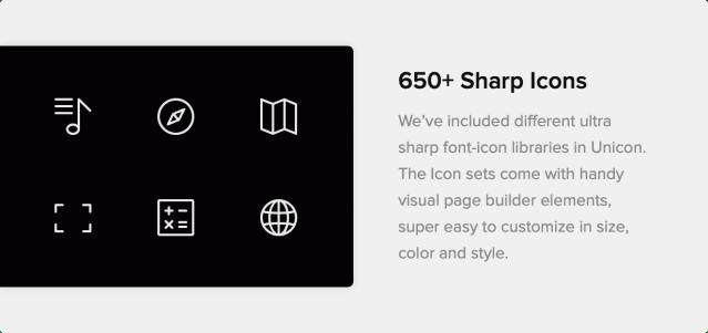 Unicon   Design-Driven Multipurpose Theme - 16
