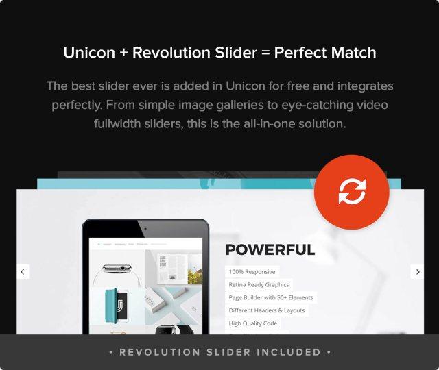Unicon   Design-Driven Multipurpose Theme - 4