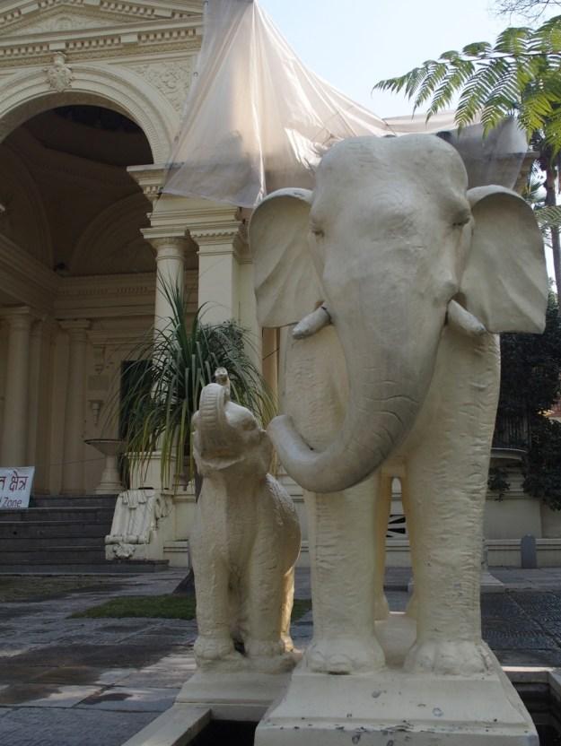 Garden of Dreams Elephants