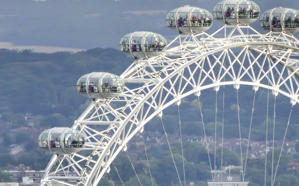 Londres en 80 Gigapíxeles, la panorámica mas grande del mundo. (3/6)