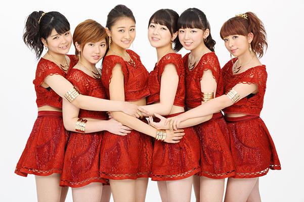 Fukuda Kanon, Katsuta Rina, Nakanishi Kana, S mileage, Takeuchi Akari, Tamura Meimi, Wada Ayaka-479326