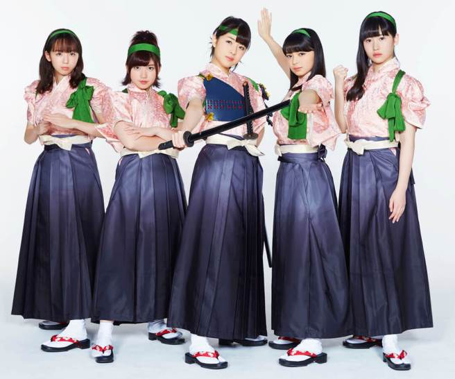 ANGERME Team Green
