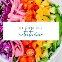 "Becoming Nutritarian: The ""Eat to Live"" 6 Week Plan"
