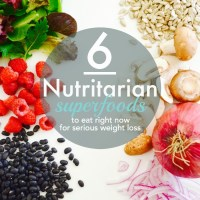 Top 6 Nutritarian Superfoods