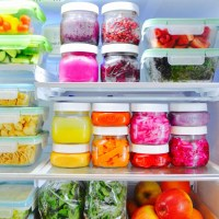 The Eat to Live Fridge