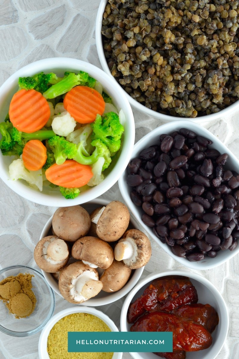 Chipotle Lentil Black Bean Soup Ingredients Hello Nutritarian