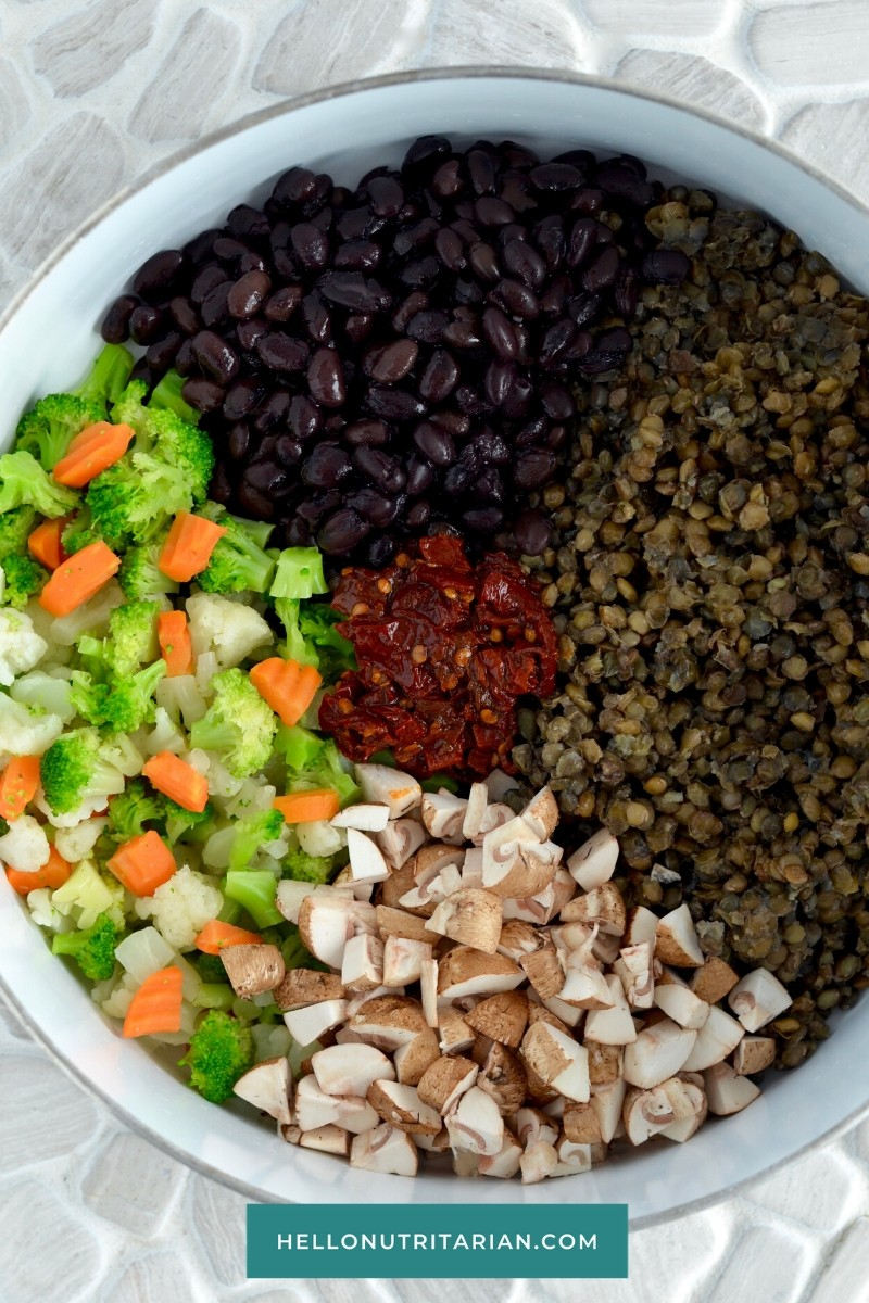 Chipotle Lentil Black Bean Soup Recipe Ingredients 1 Pot Meal Hello Nutritarian