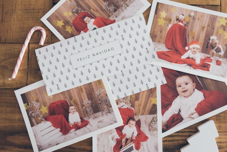 sesiones navideñas de Helena Molinos