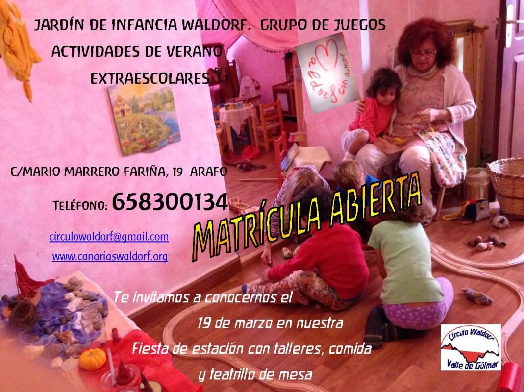 Jardin De Infancia Waldorf Y Centro De Relaciones Familiares En