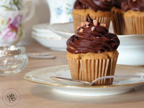 Cupcakes café & chocolat