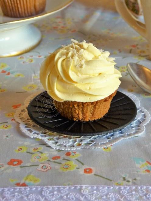 Cupcakes tout citron